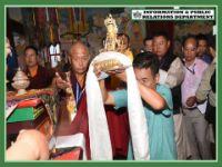 HCM ATTENDS PANG LHABSOL CELEBRATION AT RAVANGLA ON 13.09.2019