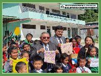 DEPARTMENT OF EDUCATION CELEBRATED RASHTRIYA EKTA DIWAS ON 31.10.2019