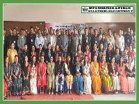 Hon'ble Governor Shri Ganga Prasad visited Rhenock and adjoining areas on 07.11.2019