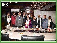CONFEDERATION OF INDIAN INDUSTRIES (CII) NARESH AGARWAL CALLED ON THE HCM SHRI P S TAMANG (GOLAY) AT SAMMAN BHAWAN ON 19.11.2019