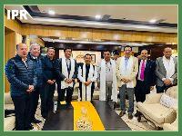 HCM ON OFFICIAL TOUR OF ARUNACHAL PRADESH MET WITH HCM SHRI PEMA KHANDU ON 02.12.2019