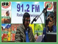 IPR MINISTER ADDRESSES FARMERS THROUGH 91.2 FM RADIO KANCHENJUNGA ON 06.01.2020