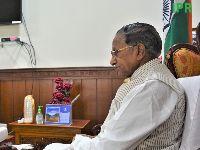Press release from Raj Bhavan
