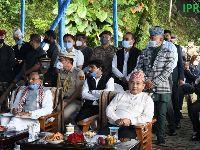 The 206th birth anniversary of Adikavi Bhanu Bhakta Acharya was observed in a function organised by Nepali Sahitya Parishad at Bhanu Udhyaan, Zero Point, Gangtok